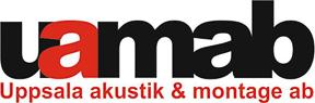 Uppsala Akustik & Montage AB Logo